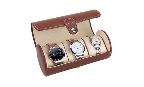 PU leather Watch Box