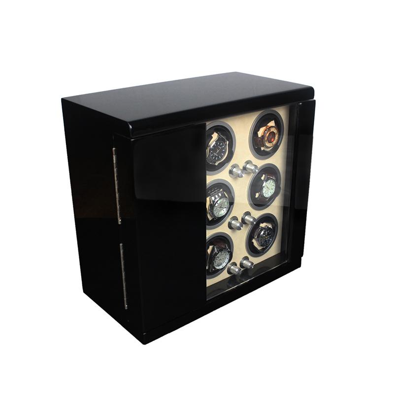 Wooden Watch Winder Box