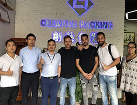 In 2020, looking forward to the future, Creative packing company focuses on design and development as the core, and solves design and production integration companies for customers. The production capacity has exceeded 50 million.