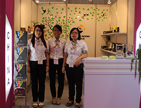 In 2013, the Independent Foreign Trade Business Department was established and began to participate in foreign trade fairs and online trading platforms. Annual sales exceed 10 million.