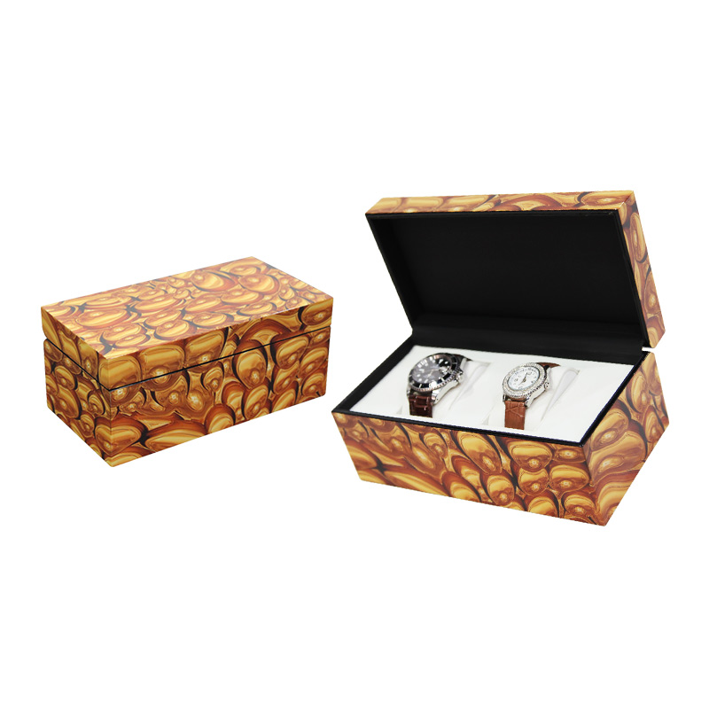 Mix Color Classical Collection Watch Case Storage Display Box